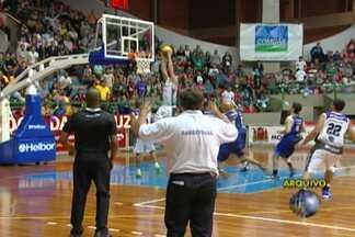 Time de basquete de Mogi das Cruzes se prepara para enfrentar o São José, pelo Paulista - Jogo será em São José dos Campos.