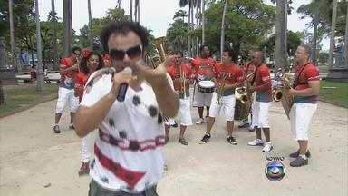 Orquestra Popular da Bomba do Hemetério grava DVD no Recife - Grupo se apresenta no sábado (21), no Teatro de Santa Isabel.