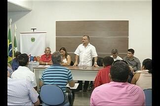Rodoviários de Marabá decidem continuar em greve após reunião - Não houve acordo em reunião.