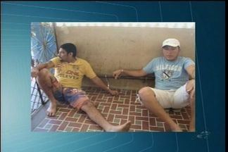 Operação em Icó prende suspeitos de tráfico de drogas - Uma senhora está entre os presos