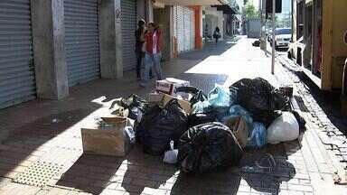 Ministério Público investiga suspensão da coleta de lixo em Campo Grande - Há denúncias de que a concessionária não estaria cumprindo regras do contrato de concessão