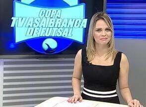 Começa neste sábado Copa TV Asa Branca de Fustsal - Cerimônia tem início às dez horas da manhã, no ginásio do sesc de Arcoverde. A entrada é de graça.