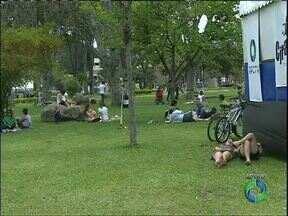 Sábado de eventos em Curitiba - Feira gastronômica e passeio de bicicleta foram algumas das opções.