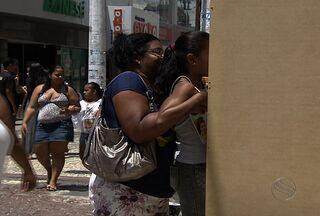 Evento realizado em Aracaju conscientiza a população sobre o que se paga de imposto - Evento realizado em Aracaju conscientiza a população sobre o que se paga de imposto