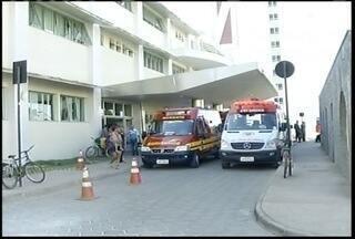 Corpo de Bombeiros chama PM para garantir atendimento de acidentados no HU - Não havia ortopedista de plantão no Hospital Universitário de Montes Claros.
