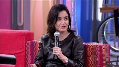 Gloria Kalil diz que intimidade no trabalho pode atrapalhar - Consultora comenta posturas no espaço de trabalho