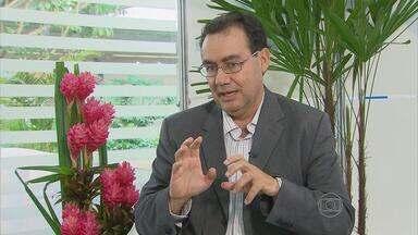 Augusto Cury explica etapas necessárias para melhorar a criatividade - Ele fez palestra no Congresso de Tecnologia da Educação.