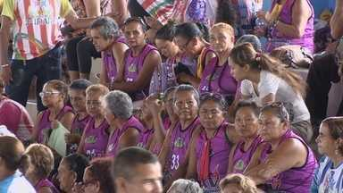 15º Edição das Olimpíadas da Terceira Idade reúne mais de 3 mil - Evento ocorre no Parque do Idoso
