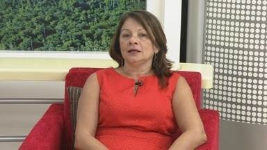 Presidente da Associação Brasileira de Recursos Humanos do AM fala sobre oportunidades - Oeneide Nogueira concedeu entrevista do Bom dia Amazônia nesta quinta-feira (26)