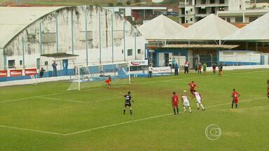 Veja os gols da terceira divisão do Campeonato Mineiro - Média foi de mais de três gols por jogo.