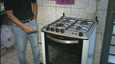 Inmetro quer mais rigor com a segurança dos fogões - Inmetro quer mais rigor com a segurança dos fogões.