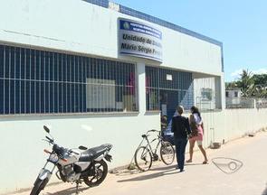 Moradores de Guarapari, ES, reclamam da falta de remédios, curativos e médicos em posto - Prefeitura está pegando materiais emprestado com outras prefeituras da região para atender população.