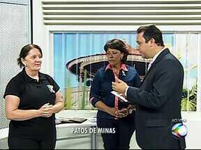 Bairro Sebastião Amorim recebe projeto da TV Integração em Patos de Minas - Integração no Bairro ocorre neste sábado (19). Além dos serviços, evento também terá show sertanejo.