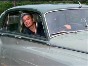 Otaviano Costa mostra os carrões de Joia Rara - Conheça os detalhes dos automóveis da década de 40