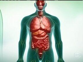 Sepse é uma inflamação generalizada que atinge todo o organismo - A Sepse é como os médicos chamam a septicemia, ou infecção generalizada. Ela pode surgir a partir de outras doenças, como a pneumonia. A doença atinge 400 mil pessoas por ano no Brasil.