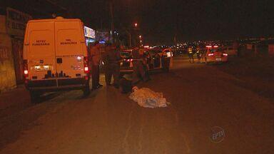 Sargento da PM é morto durante assalto em Campinas, SP - Homem estava voltando para casa quando foi rendido por suspeitos.