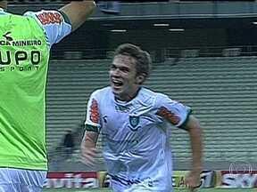 Ceará e América-MG ficam no empate pela Série B: 1 a 1 - Magno Alves marcou o gol da equipe cearense e Bady empatou para os mineiros.