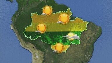 Confira a previsão do tempo para na região - Veja como está o clima neste sábado.