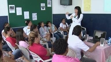 No Dia do Médico, serviço institucional promove palestra sobre câncer de mama - Ação faz parte da programação do 'Outubro Rosa'.