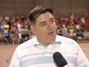 Campeonato Piauiense de Futsal tem sucesso de público - Campeonato Piauiense de Futsal tem sucesso de público
