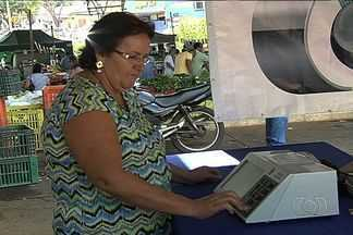 Moradores de Goiânia seguem votando no projeto 'Cidade que eu quero' - População poderá escolher entre a melhorias desejadas na saúde, transporte e trânsito.