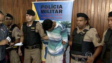 Polícia identifica suspeitos de dois crimes em Belo Horizonte - Nesta sexta, um sargento da PM foi morto durante um assalto a um supermercado. Também na sexta, um comerciante de 80 anos foi morto dentro da joalheria, no bairro Padre Eustáquio.