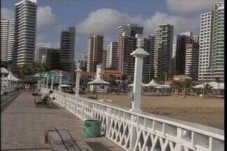 Diminuição dos ventos aumenta a sensação de calor em Fortaleza - Nos meses de outubro, novembro e dezembro os ventos diminuem de intensidade na capital cearense.