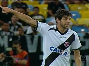 Juninho é suspenso por dois jogos e desfalca Vasco na reta final do Brasileirão - Diretoria do clube ainda não sabe se vai recorrer da decisão.