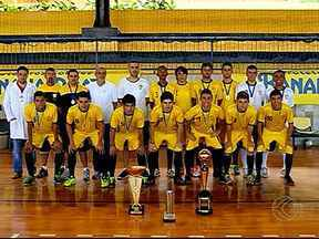Praia Clube vence Campeonato de Futsal - Equipe jogará Campeonato Estadual em Belo Horizonte