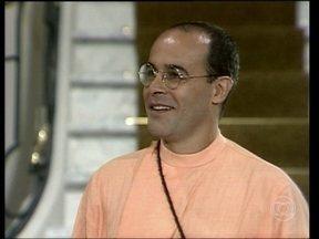 Mate a saudade de Osmar Prado como o monge de Mandala - Novela foi sucesso em 1987