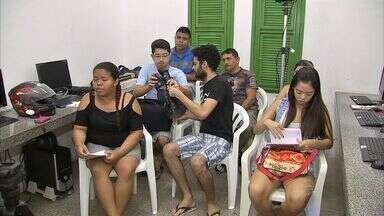 Projetos sociais são usados como prevenção ao crime no Bom Jardim - CETV visita áreas com maiores índices de criminalidade em Fortaleza.
