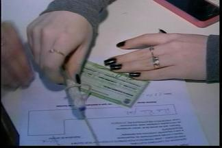 Inicia campanha Semana do Jovem Eleitor - O objetivo é incentivar o alistamento eleitoral nos cartórios.