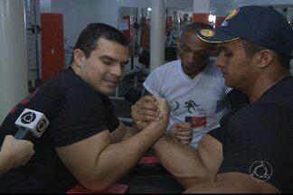 Veja os atletas que representam a Paraíba na luta de braço - Entenda um pouco das regra e veja os atletas paraibanos que são medalhistas nacionais.