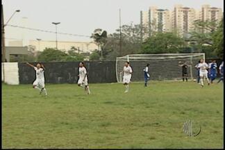 Mogi perde para Santos no futebol masculino nos Jogos Abertos - O único gol foi de falta, marcado no começo do segundo tempo por Gustavo Nascimento. Agora Mogi enfrenta o XV de Piracicaba.