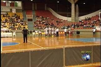 Basquete estréia nesta terça-feira (22) nos Jogos Abertos - A partida do Mogi Basquete é contra a Liga Sorocabana.