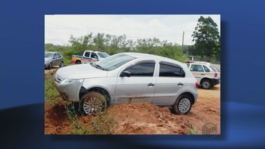 Criminoso morre em acidente em Alfenas após roubar carro de concessionária em Guaxupé (MG) - Criminoso morre em acidente em Alfenas após roubar carro de concessionária em Guaxupé (MG)