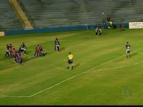 Após derrota, Nacional de Uberaba se prepara para próximas rodadas do hexagonal - Rotina de treinos foi retomada nesta terça-feira (22). Equipe enfrenta o Valério no domingo, em Itabira.