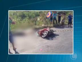 Acidente deixa um morto na PI-130 em Teresina - Mais dois acidentes em Teresina deixam trânsito complicado em rodovias da capital