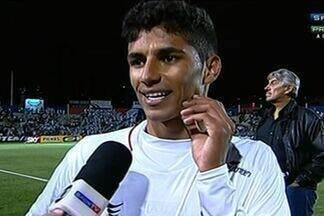 Jorginho exalta luta até o fim e gol salvador contra o Salvador - Meia conseguiu marcar no último minuto e garantiu empate fora de casa