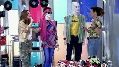 Isabel Schmidt comenta a moda exagerada dos anos 80 - Consultora de moda fala sobre o estilo que era usado