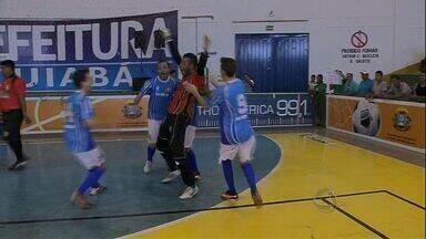 Bela Vista vence Nova Mutum na Copa dos Campeões 2013 - A Copa dos Campeões de 2013 ficou com o time de Bela Vista, de Mato Grosso do Sul. O time venceu Nova Mutum nos pênaltis.