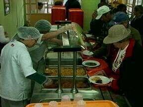 Restaurante Popular de Bagé, RS, comemora 8 anos de funcionamento - Desde 2005 são servidas 200 refeições por dia no local.