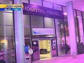 Técnica de enfermagem do Hospital Fêmina admitiu ter injetado alimento em veia de criança - A criança que estava internada na UTI Neonatal morreu na manhã dessa segunda-feira.