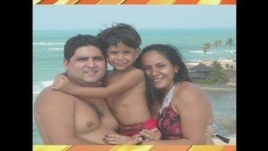 Sem pistas, polícia do AM continua buscas por família desaparecida - Helicóptero da PM teve que retornar a Manaus por conta do mau tempo