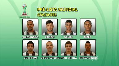 Quem vai esta na lista do Galo no Mundial de Clubes da Fifa? - Torcedores do Atlético-MG contam quem eles acham que deveria ir para Marrocos