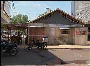 Começa a fiscalização dos quiosques de Palmas - Começa a fiscalização dos quiosques de Palmas.