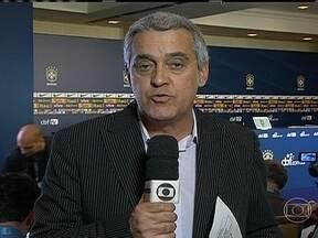 Felipão convoca Seleção Brasileira para amistosos contra Honduras e Chile - Robinho volta a ser chamado, e Marquinhos 'e surpresa da lista.
