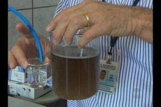 Projeto de alunos da UFCG transforma água poluída em água potável sem usar eletricidade - Experiência é desenvolvida na Universidade Federal de Campina Grande.