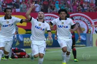 Corinthians empata contra o Vitória e só deverá cumprir tabela - Timão ficou mais uma vez na igualdade no Brasileirão
