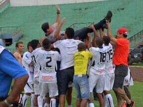 Ubiratan volta à elite do futebol sul-mato-grossense após dez anos - Para chegar lá, a missão do Leão foi puxada. Em campo, duas equipes de tradição no estado, com o mesmo foco e a mesma determinação.